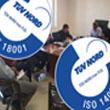 تمدید اعتبار گواهینامه های ISO 14001  و OHSAS 18001