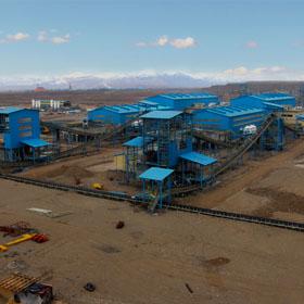 Gohar Zamin Iron Ore Concentrate Plant