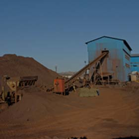 Chador Malu Iron Ore Concentrate Tailing Recovery Plant