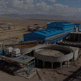 ZISCO Iron Ore Concentrate Plant