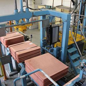 Khatoon Abad Copper Refinery Plant
