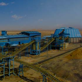 SISCO Expansion Iron Ore Concentrate Plant
