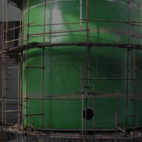 Discharging Plan of Dry Mills Cyclones under Flow of GOLGOHAR Beneficiation plant