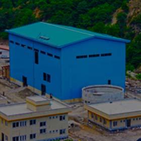 Central Alborz Coal Washing Plant