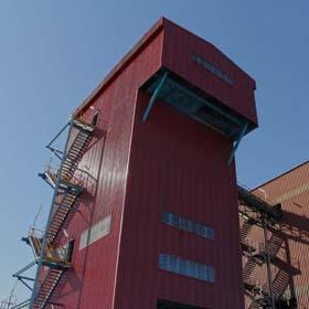 Chador Malu Wagon Loading Plant,  Station N0.,2