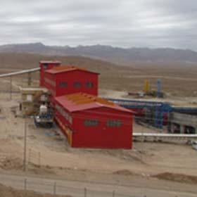 Jalal Abad Low Grade Hematite Iron Ore Processing Plant