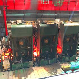 3MTPA Steel Making and HRC Plant