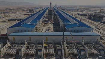 پروژه های صنایع آلومینیوم*