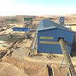 راه اندازی كارخانه كنسانتره شركت معدنی سنگان
