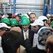 افتتاح کارخانه کنسانتره سنگ آهن توسعه ملی توسط معاون اول رییس جمهوری