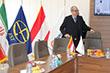 دیدار سفیر اتریش با مدیر عامل شرکت مهندسی فکور صنعت تهران
