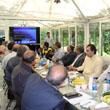 بازدید مدیران ارشد مجتمع گل گهر از مرکز تحقیقات و توسعه مواد معدنی و متالورژی فکور صنعت تهران