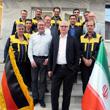 بازدید مدیران ارشد شرکت Thyssenkrupp و موسسه تحقیقاتی SGA آلمان