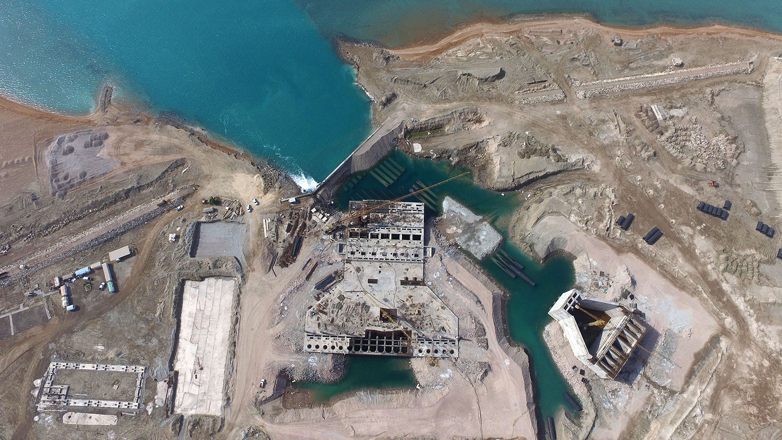 The largest Water Pipe Transmission Project In Iran